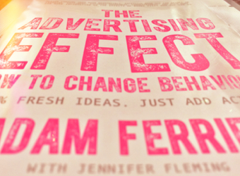 Q&A with Adam Ferrier: behaviour change, climate change and his new book