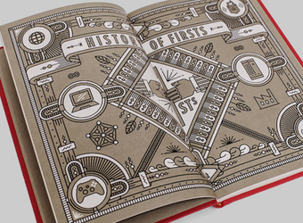 One result of the Microsoft-Nokia union is the world's most beautiful brand book