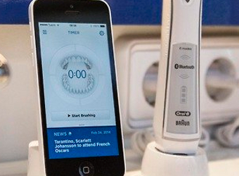 Oral-B's new connected toothbrush tapped crowd sourcing for ideas and it cost less than four grand