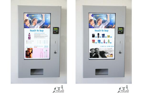 sydney airport digital vending mahcines 600w