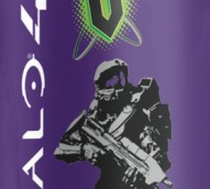 V energy drink and Halo 4 cross-promotional campaign