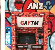 ANZ 'gAyTMs' wins pink dollar and Cannes Lions outdoor Grand Prix