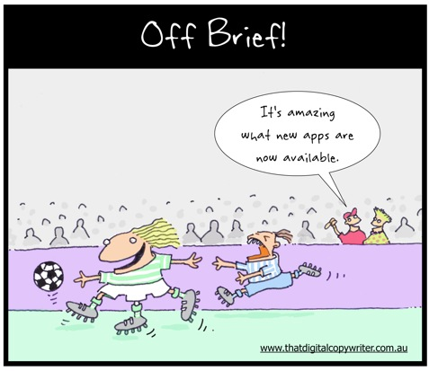 On-field apps at the World Cup? Make one a Suarez bite repellant