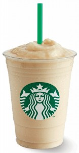 starbucks, coffee, drink, frappaccino, banana, yogurt