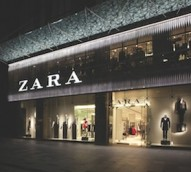 You know that former Zara exec Myer poached? Zara's never heard of him