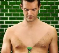 Gillette Body razor prompts male body grooming trend with influential online ad