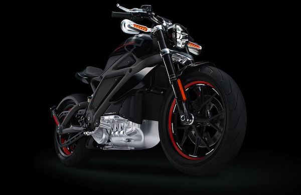 Project Livewire, electric motorcycle, Harley Davidson