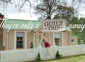 McCann Australia scores top effectiveness award at Cannes for 'Guilt Trip' campaign