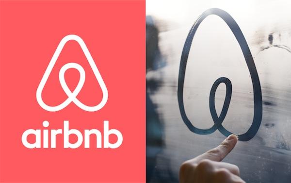 airbnb, logo