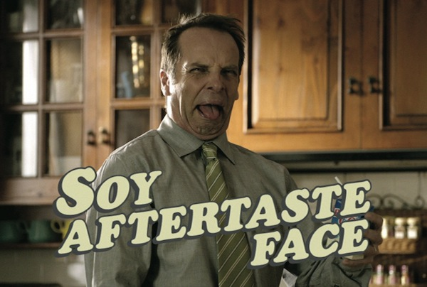 Devondale Soy Aftertaste Face 600w
