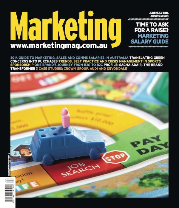 Marketing Magazine JuneJuly 2014 cover shot 600w