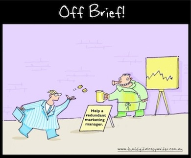 nic atkinson, off brief, marketing cartoon