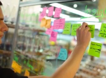 How an in-store lab is changing innovation mindsets at Woolworths