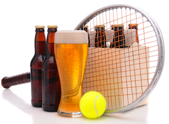 Study: Alcohol sponsorship worsens problem drinking in athletes