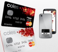 Coles financial services plans develop with mobile payments system and GE joint venture