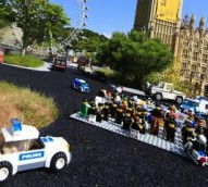 'Everything is NOT awesome': Greenpeace attacks Shell through Lego brand partnership