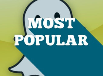 Most popular stories of the week: Brands on Snapchat, Nike vs Adidas, Greenpeace