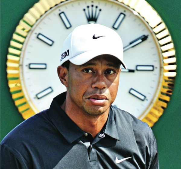 tiger woods, sport sponsorship