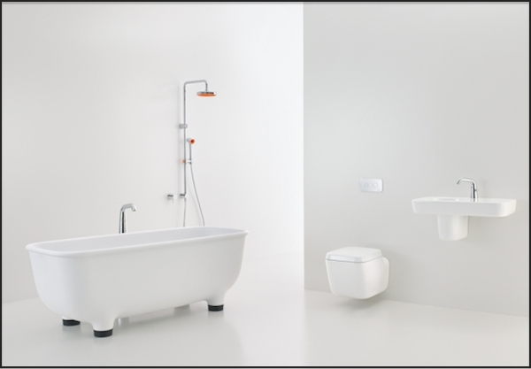 Caroma Marc Newson Bathroom Collection