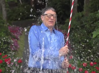 #IceBucketChallenge viral fundraising campaign credited with six-fold increase in donations