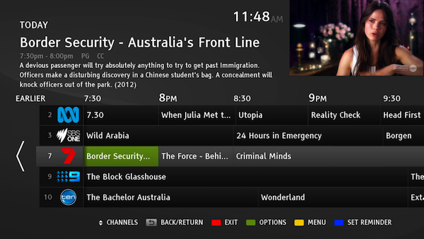 FreeviewPlus screenshot