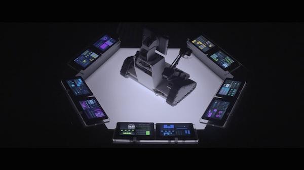 Intel Flume Intelligent Sounds robot DJ