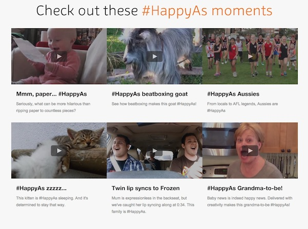 Mortgage Choice HappyAs moments