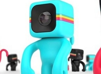 Polaroid takes on GoPro at its own game with tiny, colourful Cube cameras
