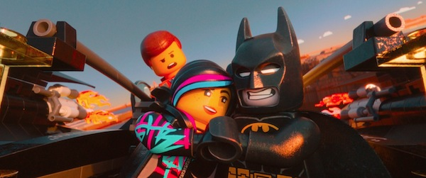 The Lego Movie - Batman - provided by Warner Bros Pictures in association with Village Roadshow Pictures and LEGO System AS