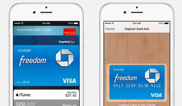 apple pay screenshot iphone