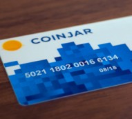 Australian start-up CoinJar trialling a bitcoin EFTPOS card