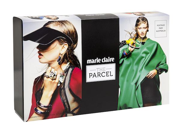 marie claire the parcel