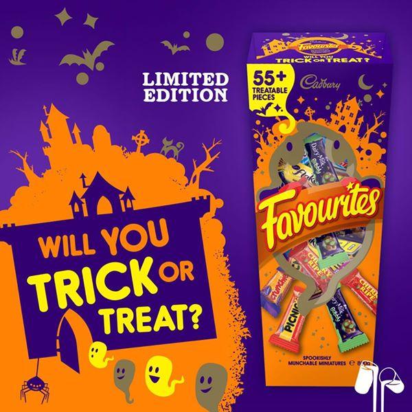 Cadbury Halloween ad