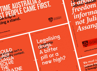 University of Sydney brand overhaul provokes leadership conversation, snarky social media comments