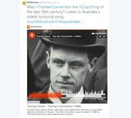 Twitter offers audio streaming through tweets in Soundcloud partnership