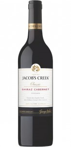 jacobs creek china bottle
