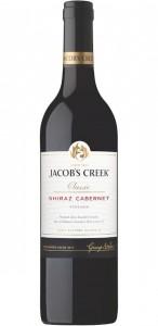 jacobs creek china bottle