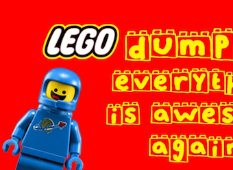 'Everything is awesome again': Lego dumps Shell following Greenpeace attack