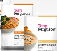 Tony Ferguson weight-loss brand's journey from rock bottom to all-new in nine months