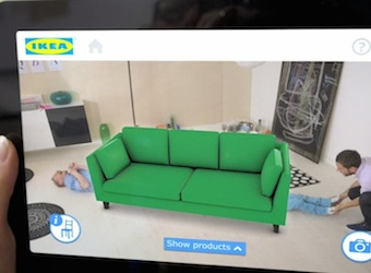 Augmented reality an unlocked cure for print's revenue and cut-through woes