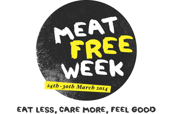 Meat Free Week 2014 logo
