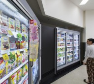 Shoppers are most indecisive in supermarket fridge and freezer sections – study
