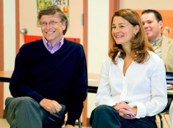 What Matt Damon and Bill and Melinda Gates can teach you about philanthropy and branding