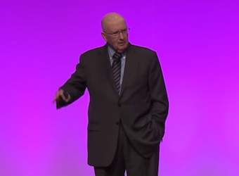 Professor Philip Kotler's utopian vision for the future of business