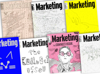 Introducing The Connect Issue – Marketing magazine in 2015