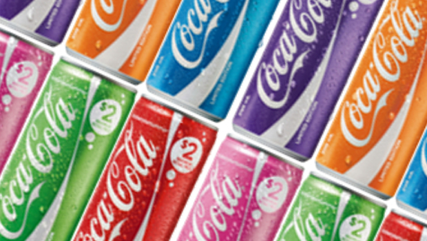 Less is more for Coca-Cola
