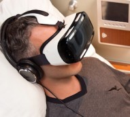Qantas and Samsung are trialling virtual reality in-flight entertainment