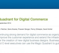 IBM named digital commerce leader for completeness of vision – Gartner