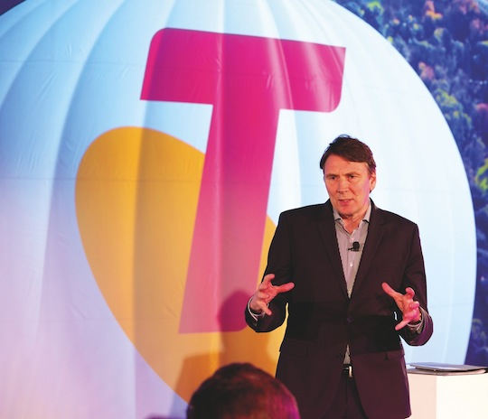 David Thodey Telstra launching campaign 540w
