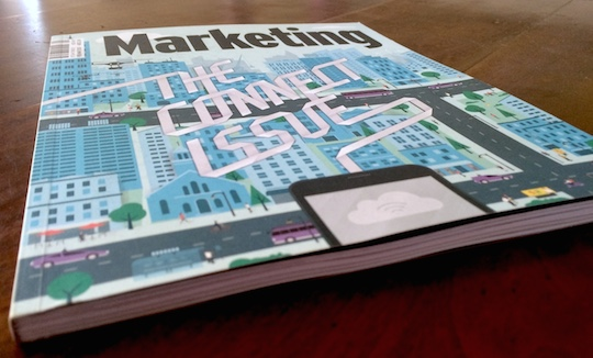 Inside Marketing Magazine: The Connect Issue